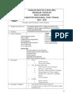 Panduan Praktik Klinis Prosedur Tindakan Spinal Anestesi - Copy