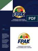 Manual de Identidade Visual - Federação Portuguesa de Automobilismo