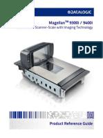 Manual Datalogic Magellan 9300i