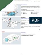 Manual Operaciones Remocion Motor Vehiculo Instalacion Soporte Revision Tecnica