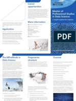 Auckland University - Data Course Info