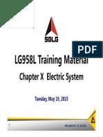 07 Electric Sysetem LG958L