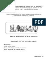 Informe Tècnico Curriculistas 23 Octubre 2015