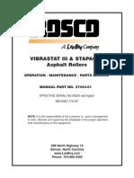 Rosco Vibrastat III Stapac III