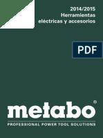 2014 Metabo Katalog ES Lr 02