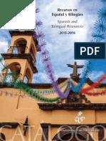 Catálogo Bilingue OCP 2015