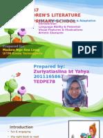 Literature Presentation