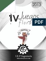 CEI JuegosFloralesBases2013