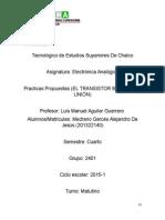 Practicas Propuestas Electronica Analogica 10
