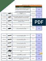 Lista de Precios Noviembre 2015 (1800)