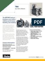 Parker - MPP MPJ Catalog