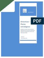 G 01 D01 G Directrices Planes Estratégicos