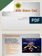 Aspek Etik Stem Cell