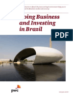 Doing Business and Investing in Brazil