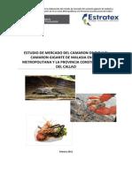Informe Final Estudio Mercado Camarones