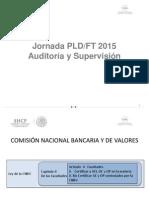 1 Auditoria Jornada PLD