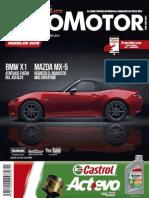 Revista Puro Motor #50, LOS MEJORES MODELOS 2016