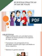 Manual de Buenas Practicas Para Agencias de Viaje