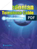 Caledonian Telephone Cables