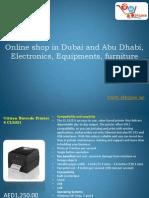 Dubai Electronics Store