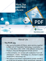 ZilicusPM- More Than Just a Project Management Software
