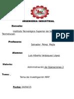 Investigacion Mrp