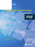 Caledonian IEC 60502 control and power cable