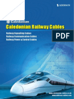 Caledonian Railway Cables