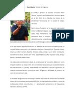 CV Mario Monroy
