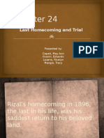 Chapter 24 Rizal life works and writings