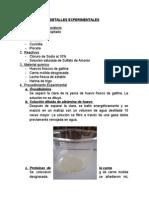 bioquimica  soluciones