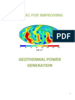 Geothermal Power Generation