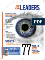 Eye Care Leaders - Vol 1, Issue 1