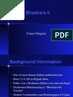 Bhaskara II