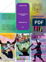 PEDAGOGÌA DEL OCIO-OCIO EDUCATIVO