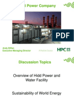 Hidd Power Company