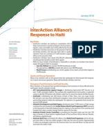 Haiti Factsheet