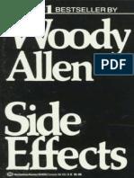 Side Effects - Woody Allen
