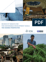 Review of Targets for the Sustainable Development Goals