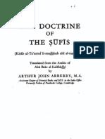 Al-Kalābādhī - The Doctrine of the Sufis