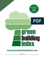 GBI Explanatory Booklet 2013