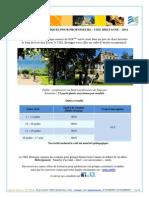 Formations Professeurs Fle Bretagne