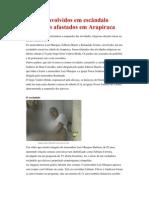 Padres envolvidos em escândalo sexual são afastados em Arapiraca