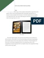 Perancangan Buku Digital