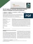 ITS Region as Taxonomic Discriminator in Fusarium