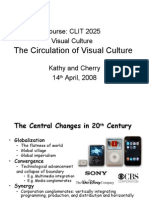The Circulation of Visual Culture ppt