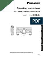 PT-D3500E