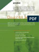 Doucil-4A, 2009