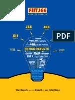 Result Brochure