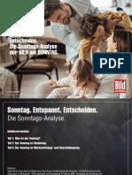 BILD am SONNTAG - Sonntagsstudie
